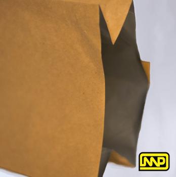 Embalagem para Café Kraft 500 gramas com Pet Metalizado